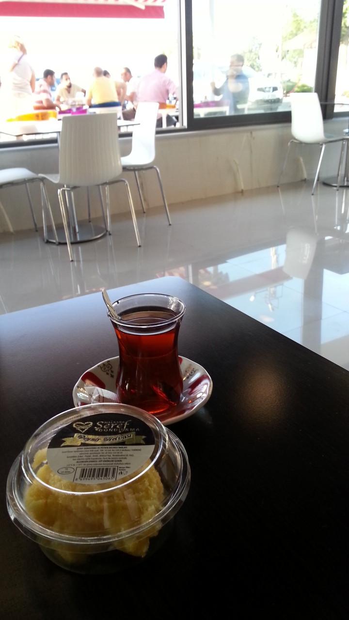 トルコのスイーツ